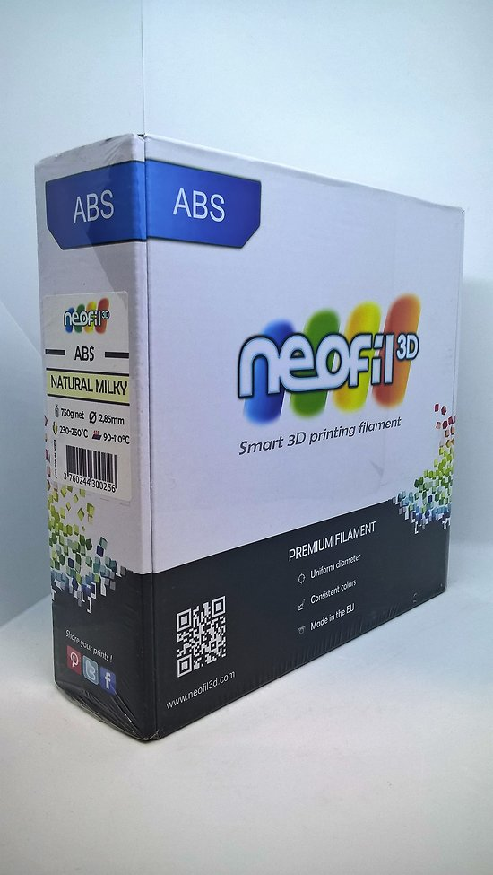 ABS Naturel 2.85mm Neofil3D