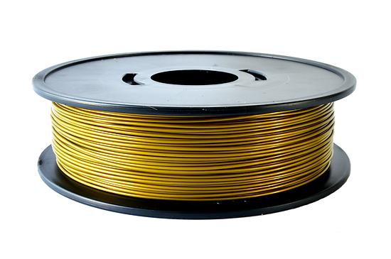 PLA Bronze 3D filament Arianeplast1.75mm fabriqué en France