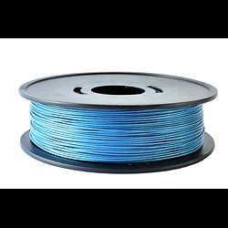 PLA Bleu métallisé  3D filament Arianeplast 1.75mm  fabriqué en France