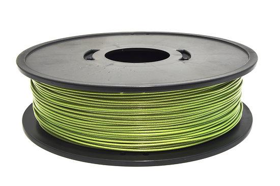 PLA Vert métallisé 3D filament Arianeplast 1.75mm  fabriqué en France