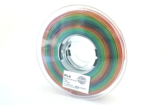 Filament PLA multicouleurs Arianeplast 1.75mm