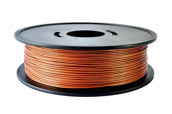 PETG Cuivre 3D filament Arianeplast 1.75mm  fabriqué en France