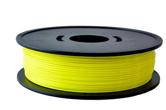 PETG Jaune fluo 3D filament Arianeplast 1.75mm  fabriqué en France