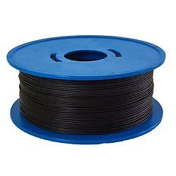 Bobine fil 3D PLA noir 1,75mm 1kg