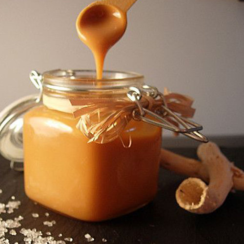 CIRE PARFUMEE CARAMEL ONCTUEUX