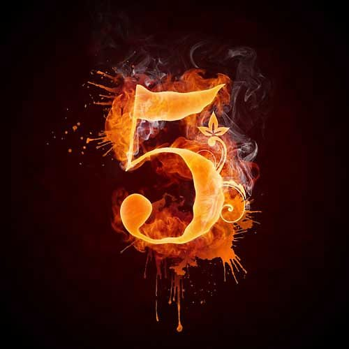 ONLY FIVE