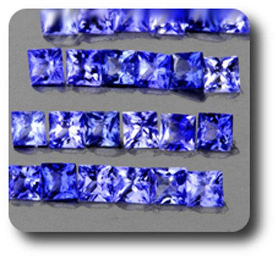 0.04 cts SAPHIR BLEU . 1,80 MM. IF - VVS1 ( vendu à l'unité ) Ceylan, Sri Lanka