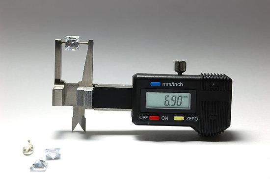 Mini Jauge digitale de précision 0 - 26 mm Précision 0.01 mm