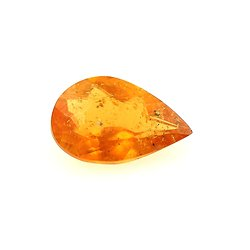 0.30 cts CLINOHUMITE ORANGE. VS Pakistan