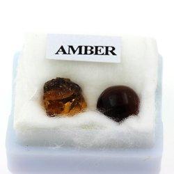 AMBRE + CRISTAL D' AMBRE Birmanie