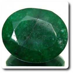 6.98 cts EMERAUDE. I2 Colombie