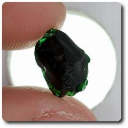 2.69 carats CRISTAL DE TOURMALINE CHROME Madagascar