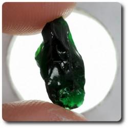 3.48 carats CRISTAL DE TOURMALINE CHROME Madagascar