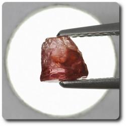 0.71 carats CRISTAL DE SAPHIR Madagascar