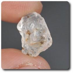 4.27 carats CRISTAL DE MORGANITE Brésil