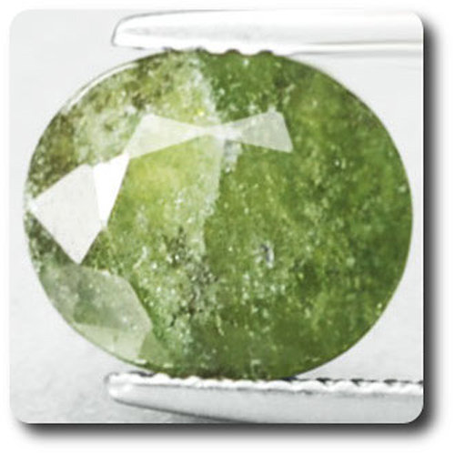 3.44 cts GRENAT HYDROGROSSULAIRE Canada