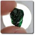 2.45 carats CRISTAL DE TOURMALINE CHROME Madagascar