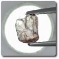 0.78 carats CRISTAL DE SAPHIR Madagascar