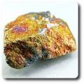 21.91 carats CRISTAL DE PYRITE  Madagascar