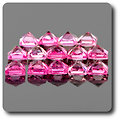 0.04 cts SAPHIR ROSE . 1,80 MM. IF - VVS1 ( vendu à l'unité ) Ceylan, Sri Lanka