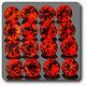 0.06 cts SAPHIR ORANGE . 2,30 MM. IF - VVS1 ( vendu à l'unité ) Ceylan, Sri Lanka