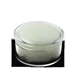 Boîtes pour pierres gemmes 30 x 28 mm Boîtes Acrylique mousse blanche