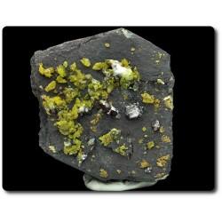 88.80 grammes STURMANITE SUR MATRICE N'Chwaning II Mine,  Afrique du Sud