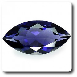 2.46 cts IOLITE VIOLET . IF Nepal