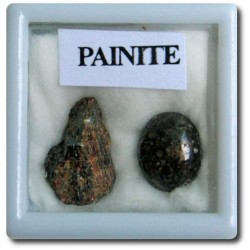 PAINITE + CRISTAL DE PAINITE  Birmanie