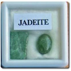 JADEITE + CRISTAL DE JADEITE Birmanie
