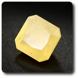 2.38 cts CALCITE ORANGE . VS Chine