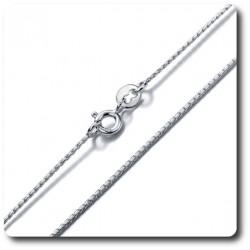 Chaine 46 cm. 2.22 g Argent 925