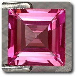 1.72 cts  SAPHIR ROSE . IF Madagascar