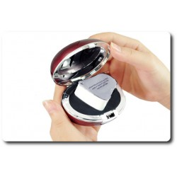Double Loupe Lumineuse pliable 30X 60X 22-12mm- Lens