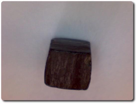 1.7 carats CRISTAL DE LIMONITE Birmanie