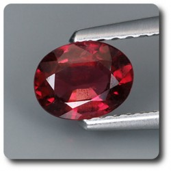 0.63 cts SPINELLE ROUGE. VS2 Sri-Lanka