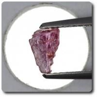 0.72 carats CRISTAL DE SAPHIR Madagascar
