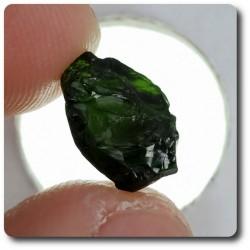 3.78 carats CRISTAL DE Tourmaline Chrome Madagascar