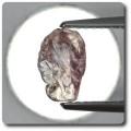 0.90 carats CRISTAL DE SAPHIR Madagascar