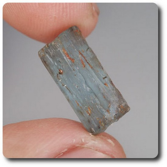 5.1 carats CRISTAL D'AIGUE-MARINE Brésil