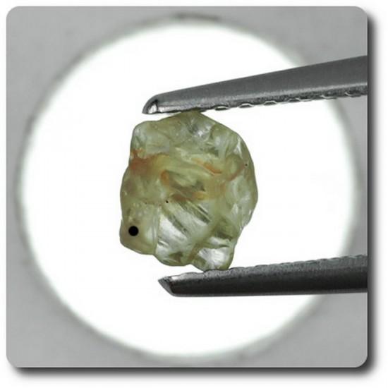 0.73 carats CRISTAL DE SAPHIR Madagascar