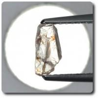 0.8 carats CRISTAL DE SAPHIR Madagascar