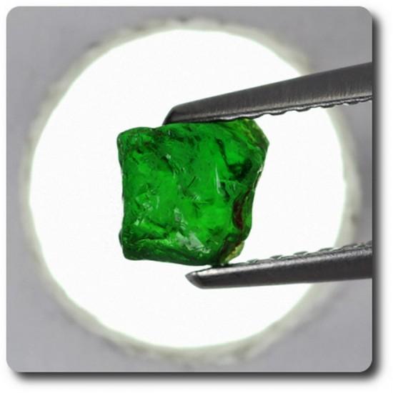 1.15 carats CRISTAL DE TOURMALINE CHROME Madagascar