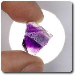 10.63 carats CRISTAL D' AMETHYSTE Uruguay