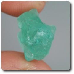 7.0 carats CRISTAL D'APATITE Afrique