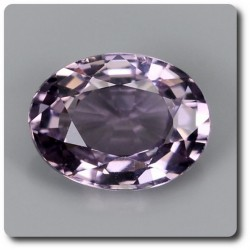 0.92 cts SPINELLE VIOLET. VS2 Sri-Lanka