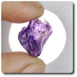 10.43 carats CRISTAL D' AMETHYSTE Uruguay