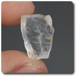 4.77 carats CRISTAL DE MORGANITE Brésil