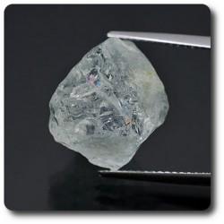 14.27 carats CRISTAL D'AIGUE-MARINE Brésil
