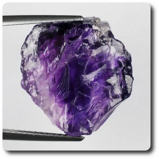 19.08 carats CRISTAL D' AMETHYSTE Uruguay